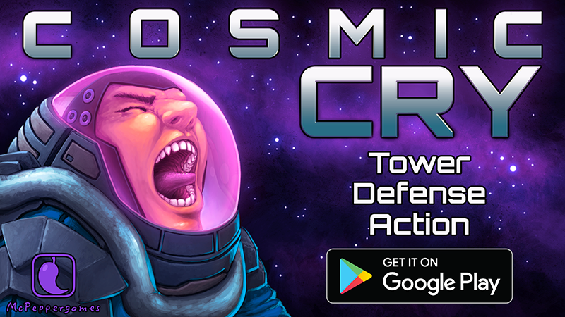 Get Cosmic Cry on Google Play!