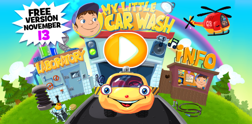My Little Car Wash - Lite Version (November 13, 2014)