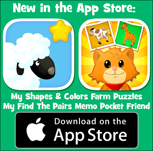 New Apps For Kids And Toddlers